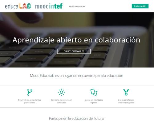 Plataforma MOOC EducaLAB